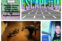"Thumb of Jordan Hoffart ""Escape to LA"""