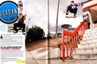 Thumb of Jordan Hoffart interview in Thrasher