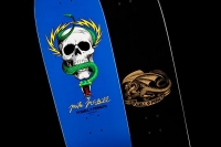 "Thumb of ""McGill Skull & Snake"" Deck"