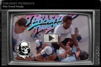 "Thumb of Powell-Peralta ""Thrashin' Thursdays""`"