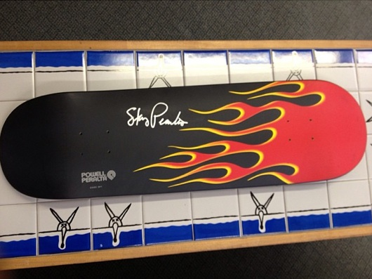 stacy signed deck sweepstakes
