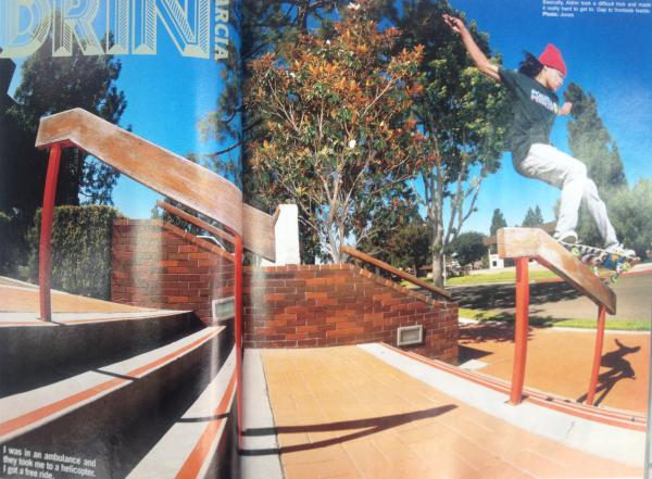 aldrin garcia gap to front feebs new jack