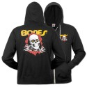 Ripper Zip Hoody, Black
