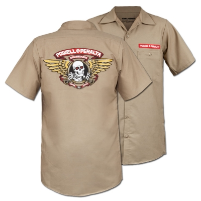 Winged Ripper Work Shirt