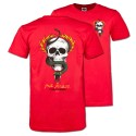 McGill Skull & Snake, Red