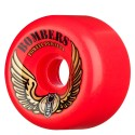 Bombers, 64mm Red