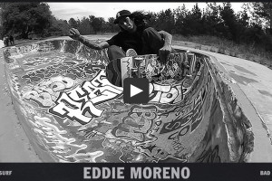 "Eddie Moreno - Val Surf ""Bad Luck"""