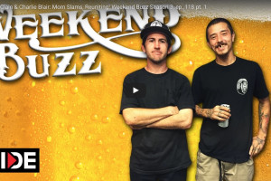 Brad McClain & Charlie Blair - Weekend Buzz