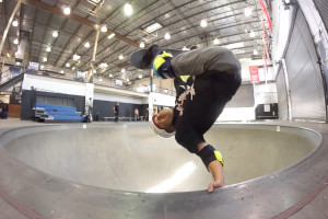 Steve Caballero - Flight Deck Construction
