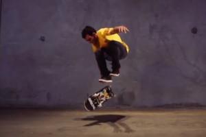 Kilian Martin in Slow Motion