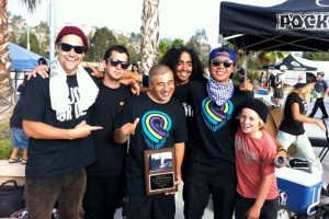 "Steve Caballero at the ""Tim Brauch Memorial Skate Contest"" 2011"