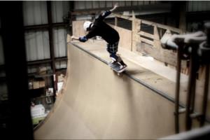 Steve Caballero - Warehouse Vert Ramp