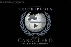 Trickipedia Tuesdays with Steve Caballero