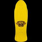 Powell Peralta Caballero Street Skateboard Deck Yellow - 9.625 x 29.75