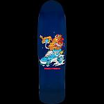 Powell Peralta  Half Cab Dragon Skateboard Deck Navy - 9 x 31.9