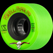 Powell Peralta G-Slides 56mm 85a 4pk Green