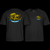 Powell Peralta Oval Dragon Youth T-shirt Black
