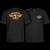 Powell Peralta Winged Ripper T-shirt - Black