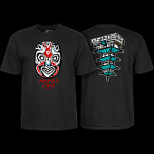 Powell Peralta Chin Mask Black T-shirt