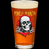 Powell Peralta Ripper Pint Glass