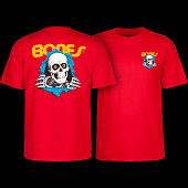 Powell Peralta Youth Ripper T-shirt - Red
