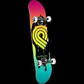 Powell Peralta Triple P Colby Fade Assembly 7.5 x 28.65