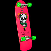 Powell Peralta McGill Skull and Snake Complete Assembly Pink - 10 x 30.125