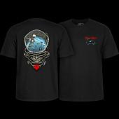 Powell Peralta Pro Mighty Pool T-shirt Black