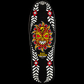 Powell Peralta Nicky Guerrero Mask Deck - 10 x 31.75
