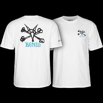 Powell Peralta Vato Rat Youth T-shirt - White