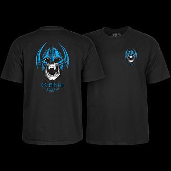 Powell Peralta Welinder Nordic Skull T-shirt Black