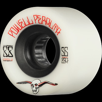 Powell Peralta G-Slides 56mm 85a 4pk White