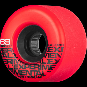 Powell Peralta Beta No Slide Skateboard Wheel 66x75 H5 4pk