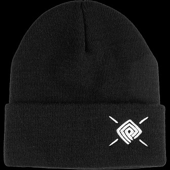 Powell Peralta Burst Beanie Black