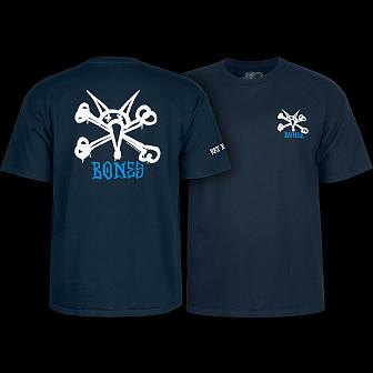 Powell Peralta Vato Rat Youth T-shirt - Navy