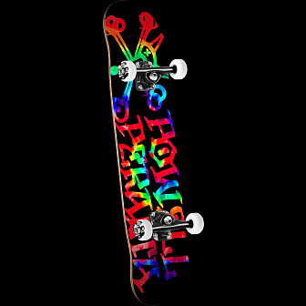 Powell Peralta Vato Rat Tie Dye Assembly 7 x 28