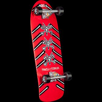 Powell Peralta OG Rat Complete Assembly Red - 10 x 31.75