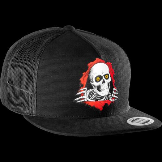Powell Peralta Ripper Flex-Fit Cap - Black