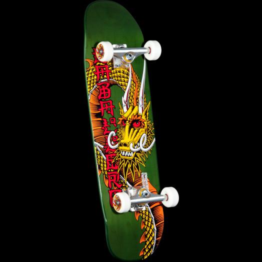 Powell Peralta Caballero Ban This Dragon Custom Complete Skateboard - 9.265 x 32