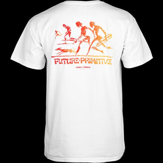 Powell Peralta Future Primitive SE T-shirt - White
