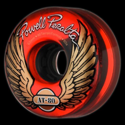 Powell Peralta All Terrain Wheel Red 4pk