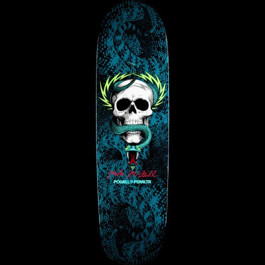 Powell Peralta Mike McGill Snake Skin Skateboard Deck Funshape - 8.97 x 32.38