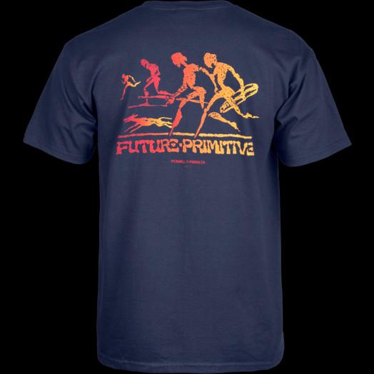 Powell Peralta Future Primitive SE T-shirt - Navy