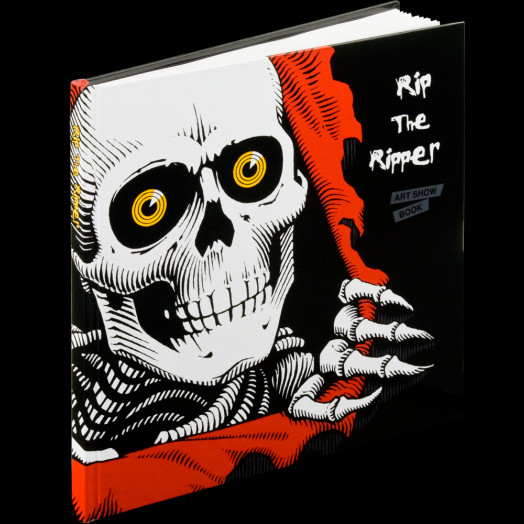 Rip The Ripper Book (Hardcover)