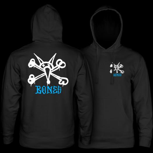 Powell Peralta Vato Rat Hooded Sweatshirt Black