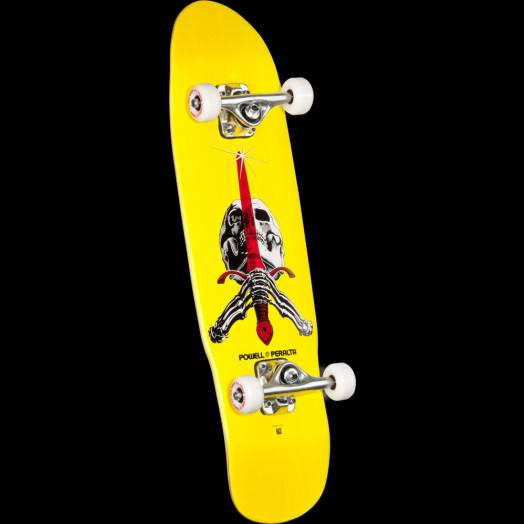 Powell Peralta Complete Skateboard Assembly Mini Skull & Sword 4 - 8 x 30