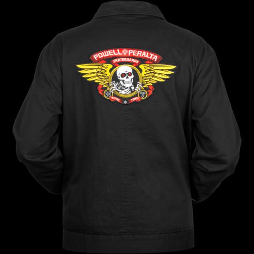 Powell Peralta Winged Ripper Jacket - Black