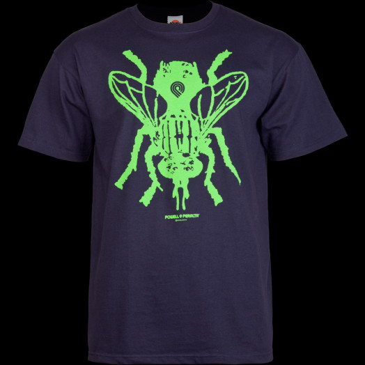 Powell Peralta Fly T-shirt - Navy