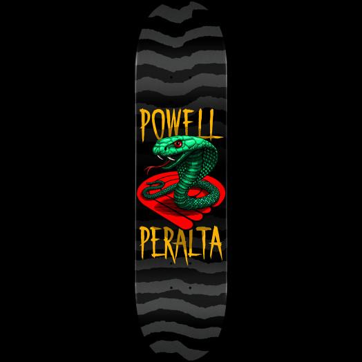Powell Peralta Cobra Skateboard Deck Yellow - 8.5 x 32.08