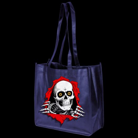Powell Peralta Ripper Shopping Bag Blue